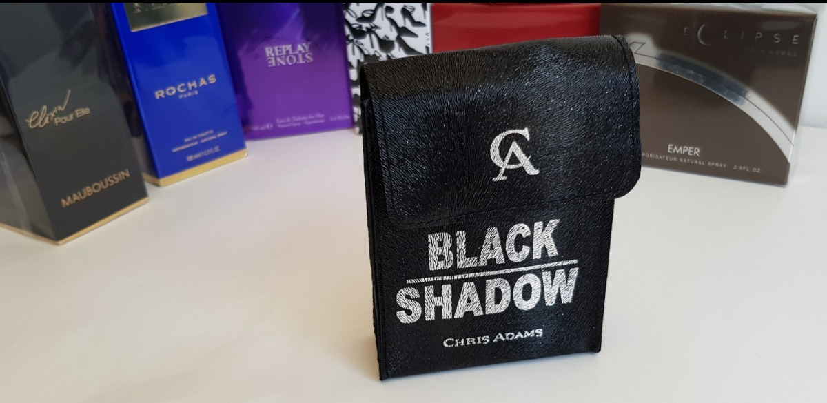 3eb5da5b89 chris adams black shadow eau de toilette 100ml. Carregando zoom.