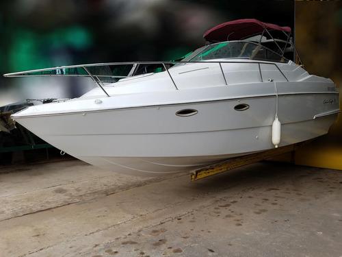 chris craft 26  crowne 1995 - volvo v 8 - gatti barcos