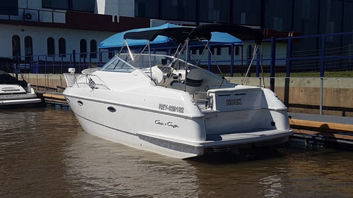 chris craft 262 crowne volvo 5.8 dp