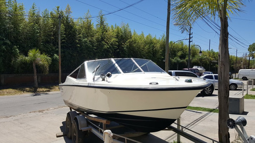 chris craft lancer 17, unica en el pais, mercruiser v8 190hp