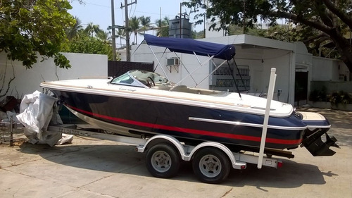 chris craft preciosa exelentes condiciones, financiamiento