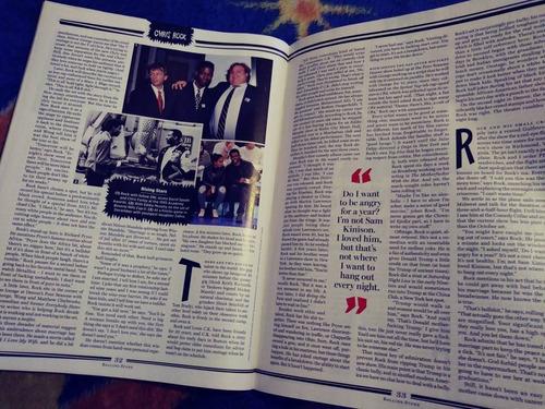chris rock prince haim sisters revista rolling stone