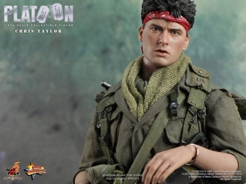 chris taylor platoon peloton hot toys