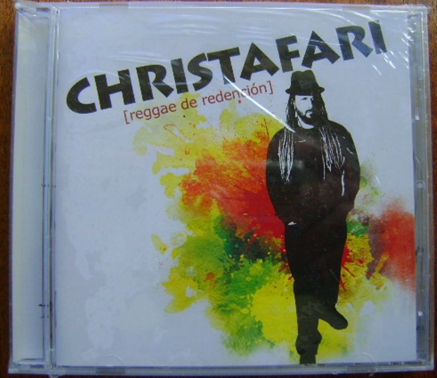 cd christafari reggae de redencion