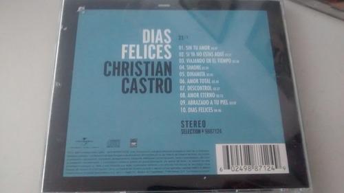 christian castro - dias felices