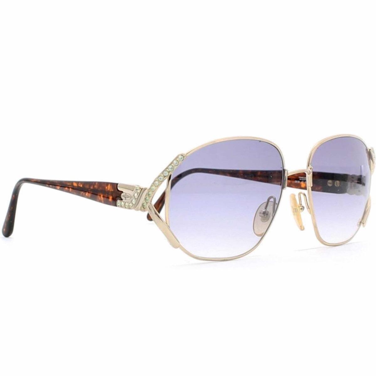 Christian Dior Lentes Marcos Retro Vintage Originales Sol - $ 6.860 ...