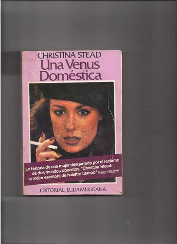 christina stead: una venus domestica.