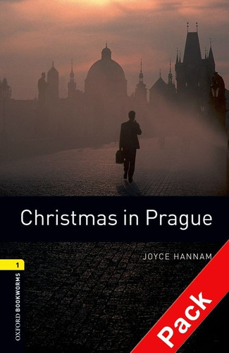 christmas in prague - stage 1 - oxford bookworms with cd