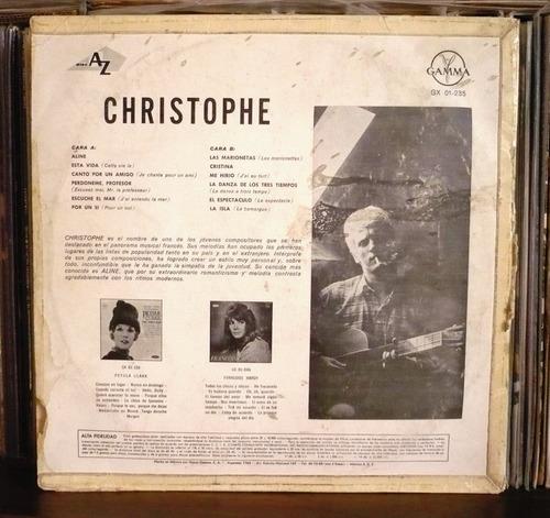 christophe lp aline