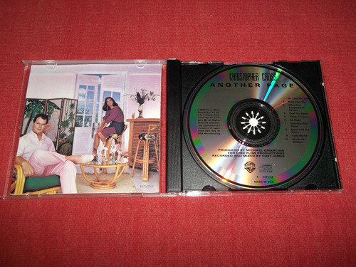 christopher cross - another page cd usa ed 1990 mdisk