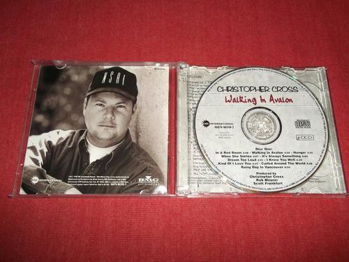 christopher cross walking in avalon cd doble usa 1998 mdisk