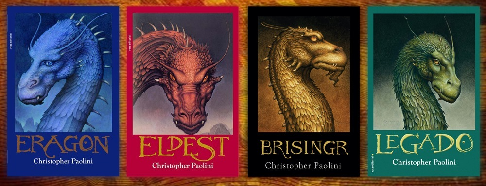 Christopher Paolini Eragon Brisingr Eldest Legado 4 Pdf Bs