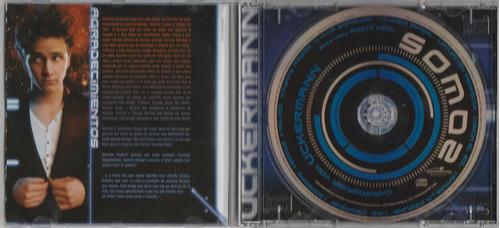 christopher von uckermann - cd somos - 2010 ( rbd ) seminovo