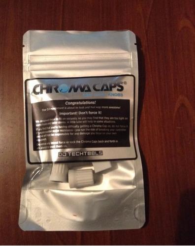 chroma caps by djtechtools