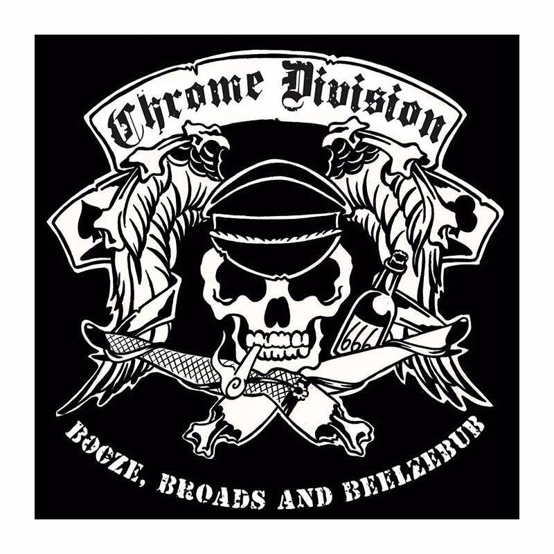 chrome division booze broads and beelzebub album