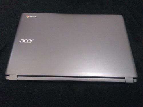 chromebook (notebook) acer 15, excelente!!!