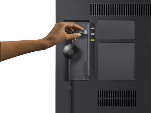 chromecast 2 hdmi novo 2018 original 1080p - cromecast