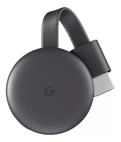 chromecast 3ª google smart p/netflix  youtube