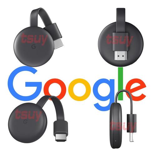 chromecast 3 google último modelo tsuy