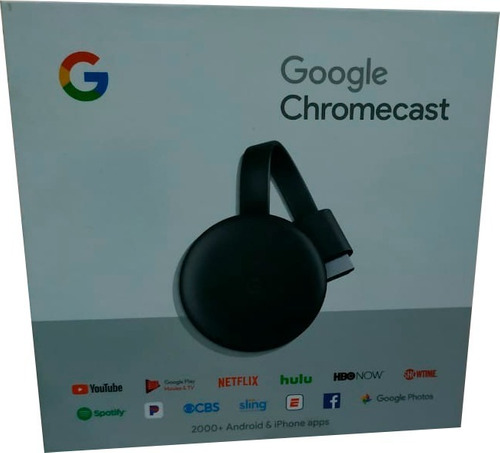 chromecast 3 original hdmi netflix 1080p smart tv wifi