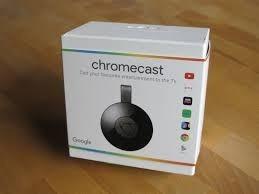 chromecast original de google.