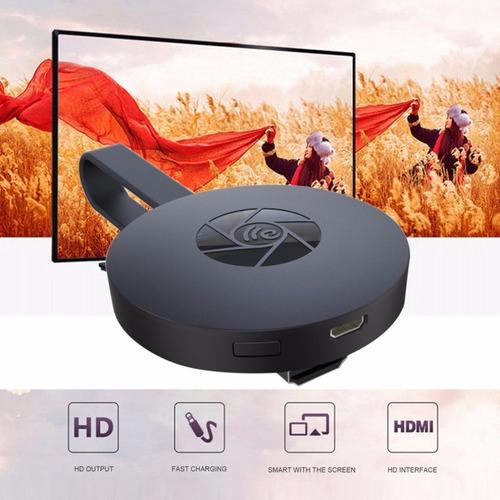 chromecast transformador de lcd a smart tv netfix youtube