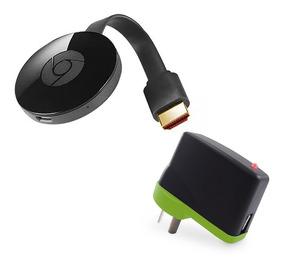 Chromecast Version Miracast G3 + Cargador De Pared Panacom