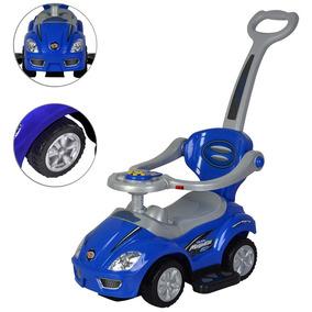 Niños En 1 Juguete Carrito Mega 2 Paseo Azul Chromewheels ZXiTOPku