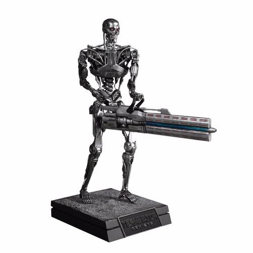 chronicle collectibles terminator genisys endoskeleton 1/4
