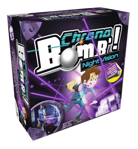 chrono bomb night vision desactiva la bomba original tv