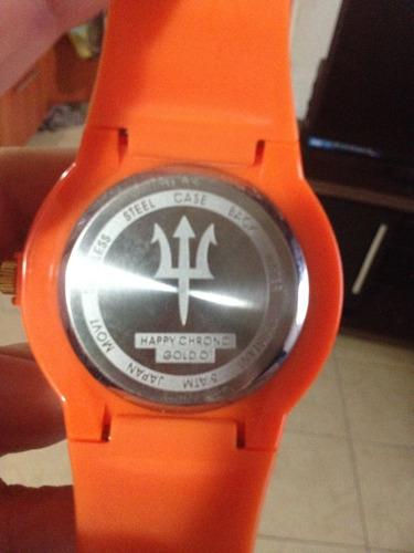 chronosport unisex reloj