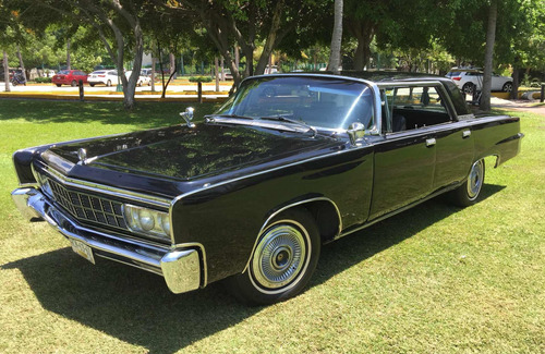 chrysler 1966 imperial crown