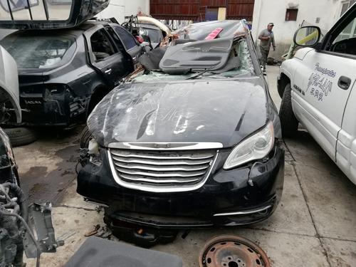 chrysler 200 2012 limited 2.4l automatico por partes