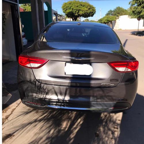 Chrysler 200 2.4 200c Mt 2015