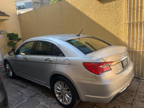 chrysler 200 3.6 limited at 2012