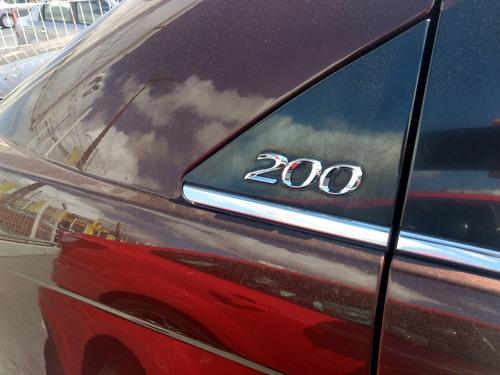 chrysler 200 3.6 limited v6 at