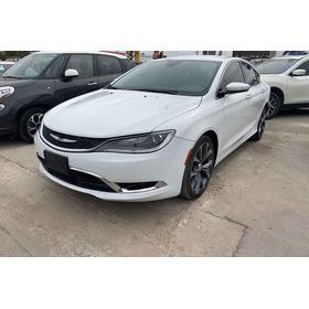 Chrysler 200 4p 200c L4/2.4 Aut