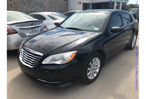 chrysler 200 4p limited 2.4l aut