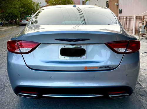 chrysler 200c advance 3.6l 2015