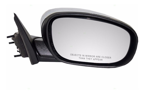 chrysler 300 / 300c 2005 - 2010 espejo derecho elec cromado