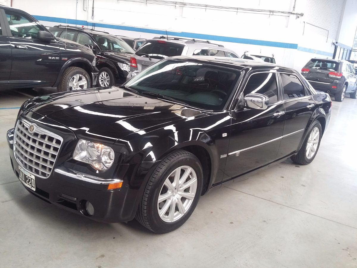 chrysler 300c hemi 5 7 v8 en mercado libre. Black Bedroom Furniture Sets. Home Design Ideas