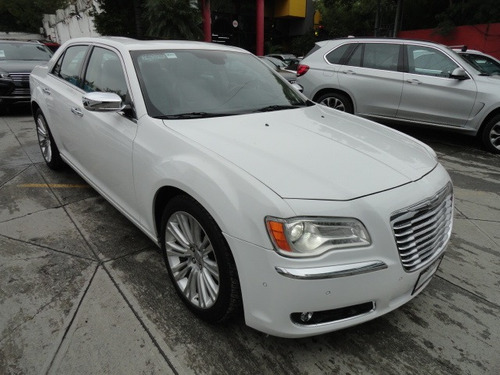 chrysler 300c lujo atx 2012