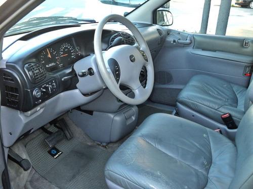 chrysler caravan 1998 at full 7 asientos !!!
