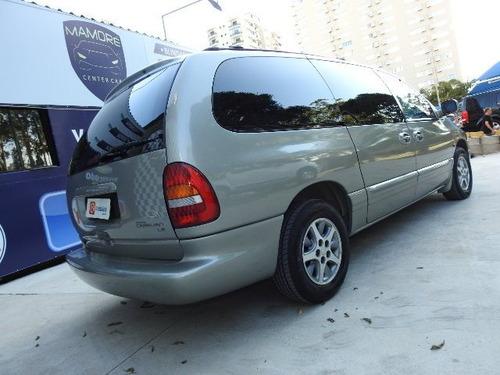 chrysler caravan 3.3 le 4x2 v6 12v gasolina 4p automático
