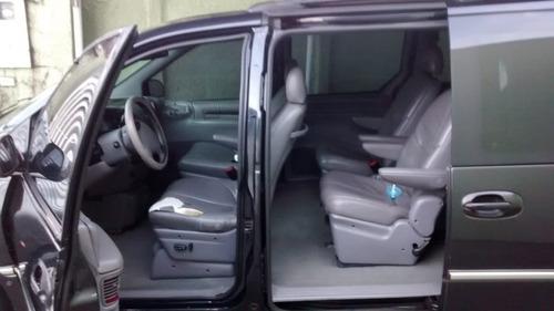 chrysler caravan 3.8 lx awd 5p