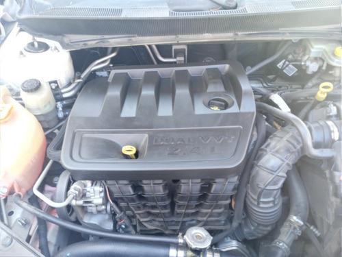chrysler cirrus 2.4 sedan limited at 2009