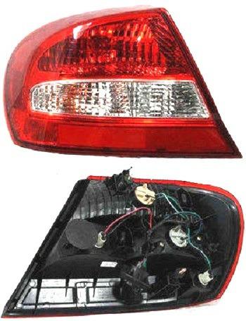 chrysler cirrus coupe 2001 - 2006 calavera izquierda nueva!!