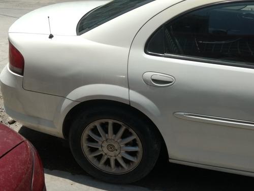 chrysler cirrus lxi sedan l4 aa tela qc at 2003