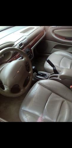 chrysler cirrus lxi sedan l4 aac piel at 2002