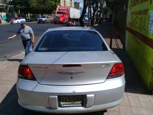 chrysler cirrus lxi sedan l4 aac piel qc ba at 2006